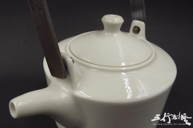提把白茶壺(1) 5